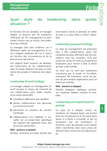 Management situationnel : adapter son leadership-6