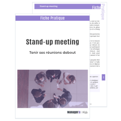 Conduire un stand-up meeting