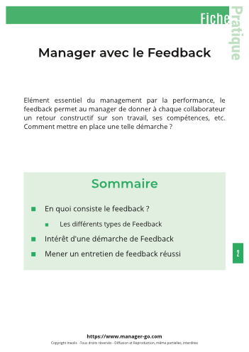 Manager avec le Feedback-3