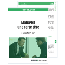 Manager une forte-tête