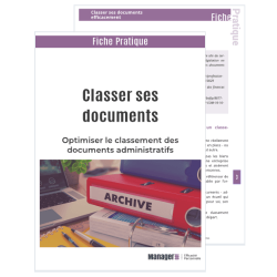Classer ses documents...