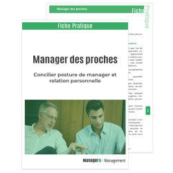 Manager des proches