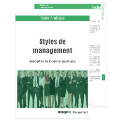 Adopter le bon style de management