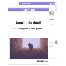 Courbe du deuil : accompagner le changement